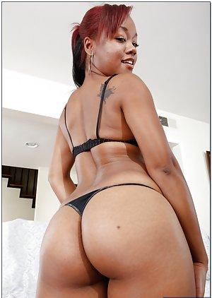 Ebony Panties Pics