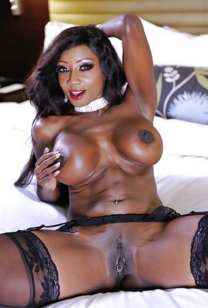 Ebony Stockings Pics
